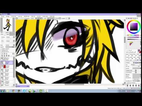 [AC] Speed Paint #61 : Nightmare fredbear