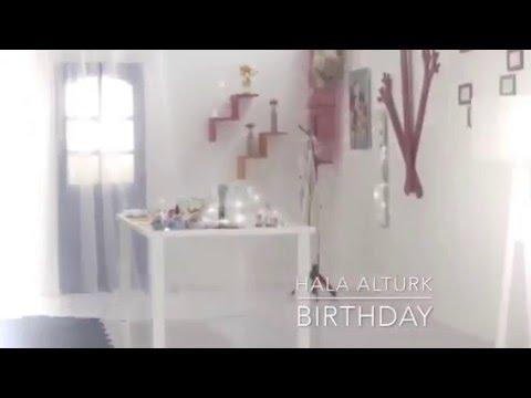 Happy Birthday Hala Alturk |Edit Soon