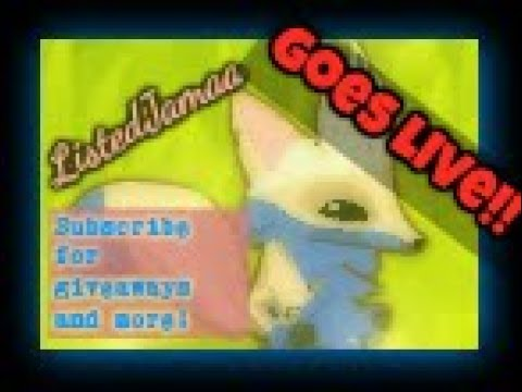 Advertising stream | Animal Jam  READ RULES