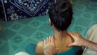 Learn Massage For Lovers, Friends And Family : Intro And Neck Massage Techniques