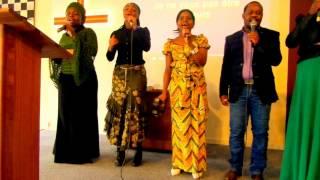 "Holy Int'l Christian Ministries""YESU YU WAJA NA UJIRA MIKONONI"" NDUGU UTAKUWA WAPI? SUN.12.02.2017"