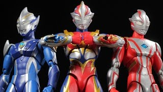 Ultra-Act Ultraman Mebius Mebius Phoenix Brave is another fantastic...