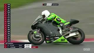 British Supersport 2018 R1 Race2