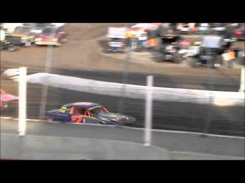 Hobby Stock Heat 3 - Husets Speedway 8-3-14