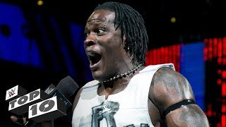 R-Truth's funniest moments: WWE Top 10, June 15, 2019