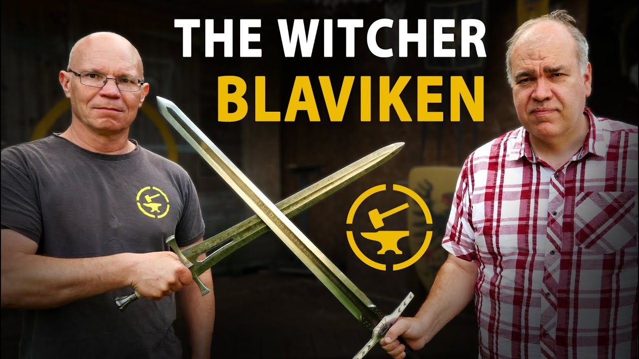 The Witcher - Weapons of Blaviken