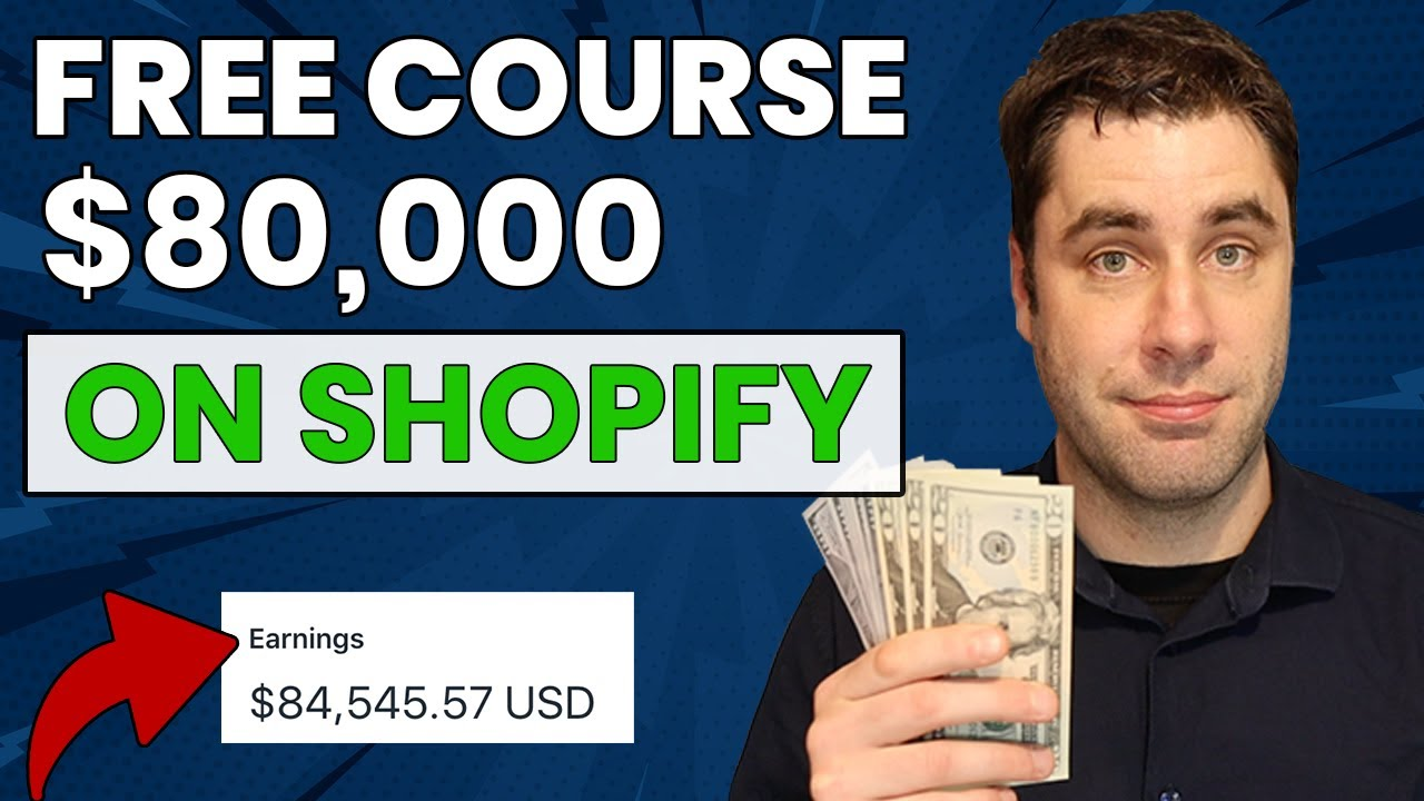 Make Money Online With Shopify In 2021 Step By Step! (Affiliate Marketing Tutorial)