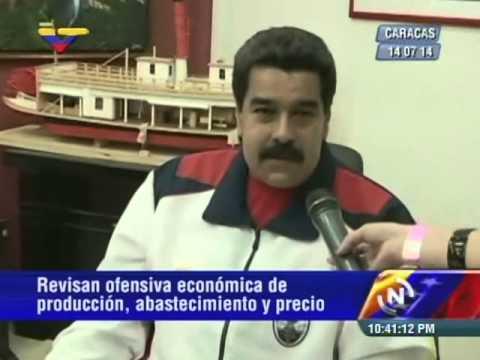 """Maduro: Este martes hará anuncios """"En contacto con Maduro"""" al mediodía"""