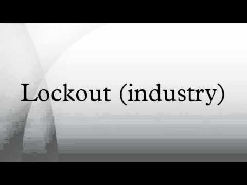 Lockout (industry)