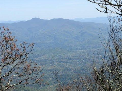 Blood Mountain - Appalachian Trail via Lake Winfield Scott - GA May 2014