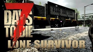 Alles was ein Mann braucht... | Lone Survivor 06 | 7 Days to Die Alpha 17 Gameplay German Deutsch thumbnail