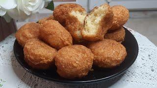 Сырные шарики Пошаговый рецепт Вкуснота из сыра ЗА 15 МИНУТ
