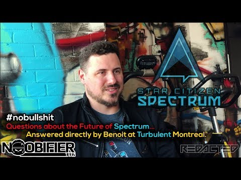 The Future of Spectrum... Answered directly by Benoit at Turbulent Montreal - #nobullshit