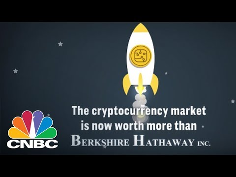 Crypto's Market Cap Just Passed Berkshire Hathaway's | CNBC