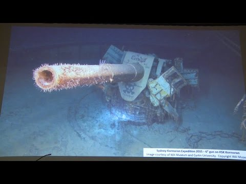 The Sydney-Kormoran Project Shipwreck Expedition
