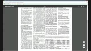 Tentando acessar o Diário Oficial de MG