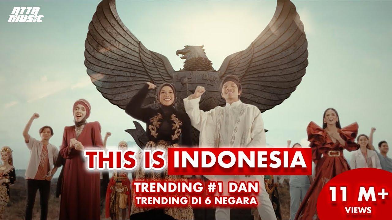Download This Is Indonesia - Atta, BEAUZ, Aurel, Krisdayanti, Lenggogeni Faruk