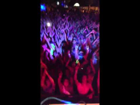 Intro At Neon Paint Party 2013 El Paso,TX