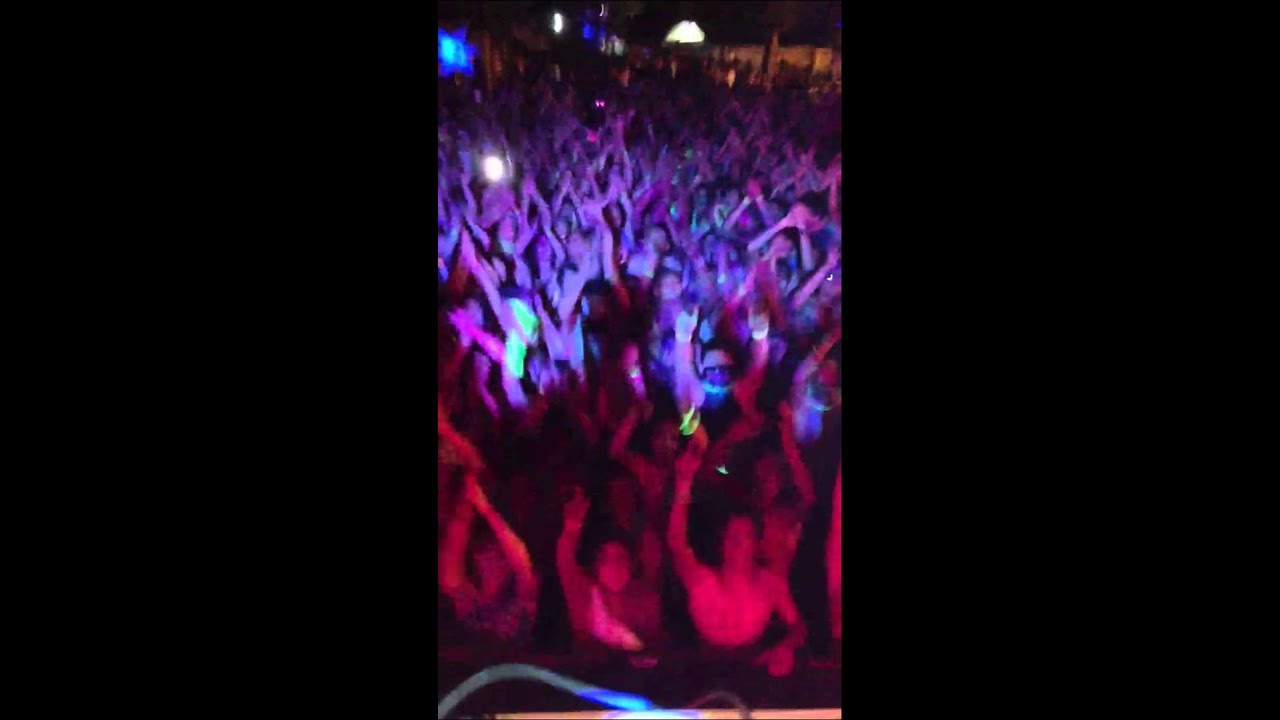 Intro at neon paint party 2013 el paso tx youtube for Neon paint party 2017