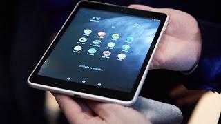 Nokia N1 Tablet + Z Launcher - Hands-On Testbericht [Deutsch]