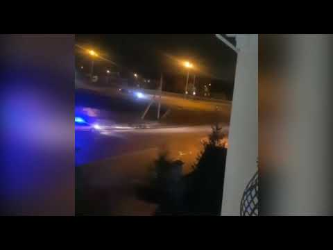 Соцсети: в Казани три экипажа ДПС преследовали пьяного водителя