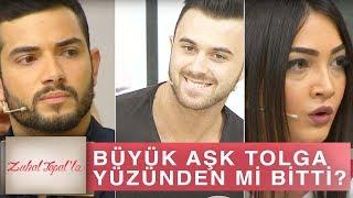 Zuhal Topal'la 210. Bölüm (HD) | Ali ve Nurlana Aşkı Tolga Yüzünden Mi Bitti?