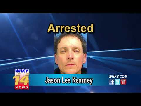 Dallas Man Charged With Felony Offenses Following Reported Chase in Catawba County