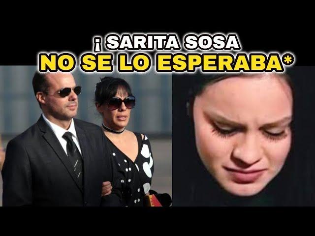 🔴¡ ATENCION ULTIMA HORA ! SARITA SOSA,HIJA DE JOSÉ JOSÉ,NO SE LO ESPERABA HOY, VIDEO CANTANDO !