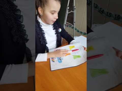 Катюша рассказывает сказку про глагол TO BE #childsteaching