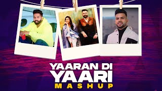 Yaaran Di Yaari (Mashup) |Friendship Day Special| Latest Punjabi Songs 2021 | Speed Records