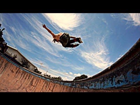 Blading the Summer Days Vol.2 - Memorial Skate Park, CA (2013)