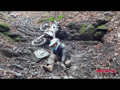 Enduro King of the Hill - Battlefield 2017 - from race track