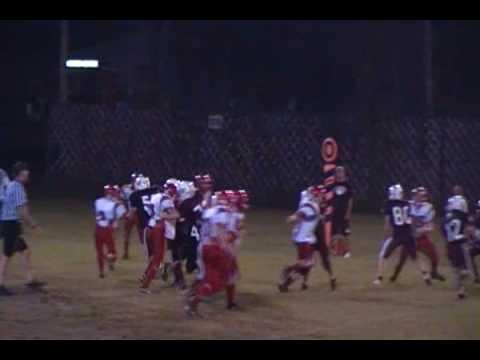 Williamson Middle School Football Video 8