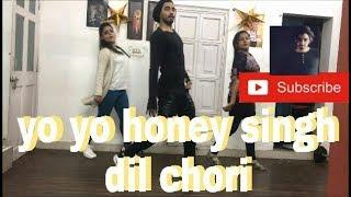 Yo Yo Honey Singh | DIL CHORI | DANCE CHOREOGRAPHER BY MRDEV