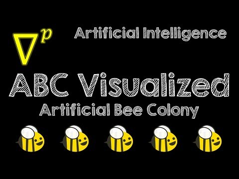 Artificial Bee Colony (ABC) Visualized - Artificial Intelligence