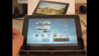 Huawei MediaPad 7 Lite - обновление прошивки
