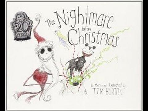 The Nightmare Before Christmas - YouTube