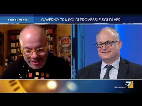 """Diego Bianchi: """"Il ministro Gualtieri è un serio professionista della politica, lo dico con ..."""