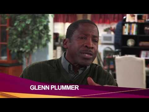 Behindthes of FamilyTime with Glenn Plummer