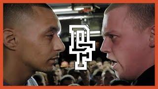 TONY D VS UNANYMOUS | Don't Flop Rap Battle [TITLE MATCH]