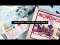 Unboxing The Vintage Style Wooden Monopoly Board Game