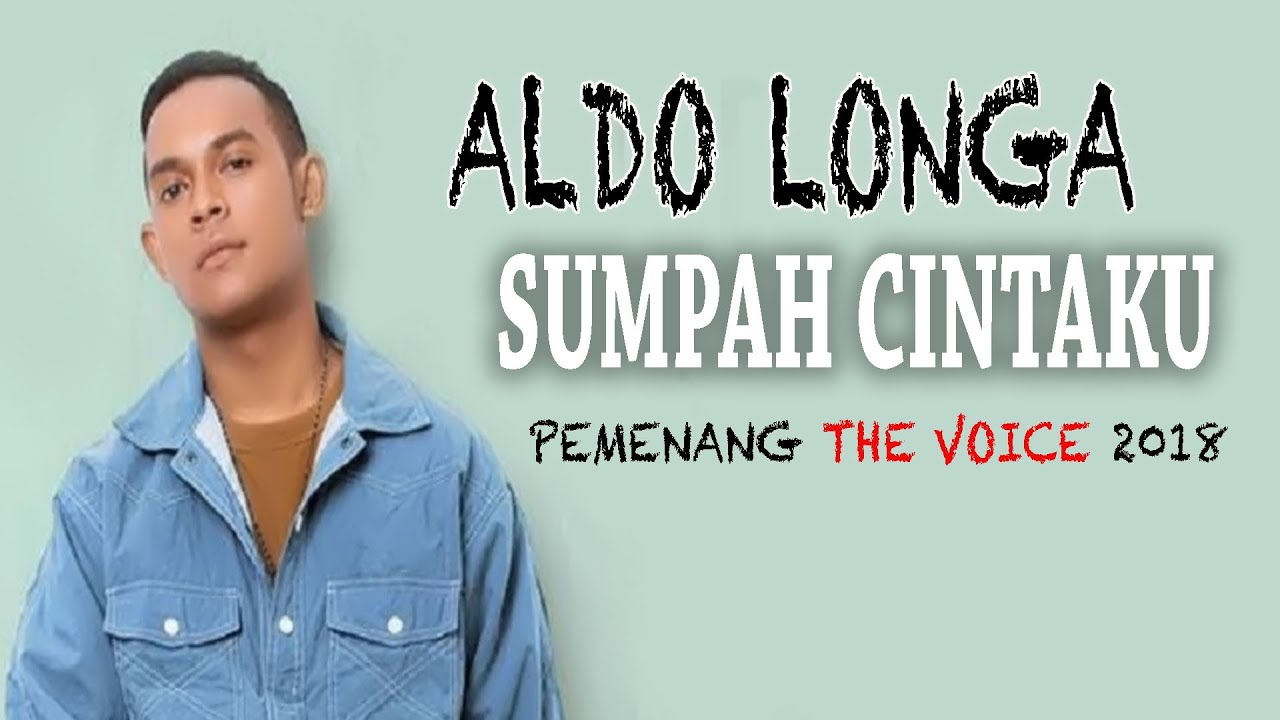 ALDO LONGA - SUMPAH CINTAKU (Unofficial Lyric Video)