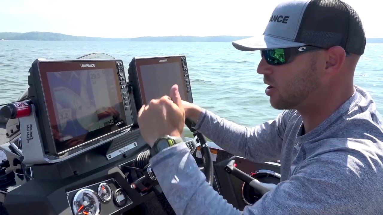 Simple Lowrance Trick you NEED TO KNOW