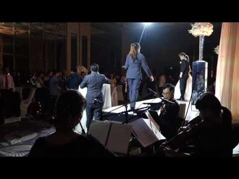 Wedding Banquet Singapore - String Quartet