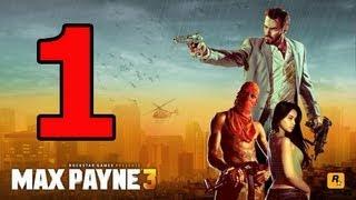 MAX PAYNE 3 En Español Parte 1
