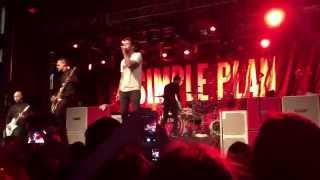 Simple Plan - Welcome to my Life - Live in Toronto