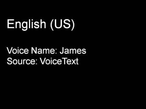 Top 5 Male English TTS Voices