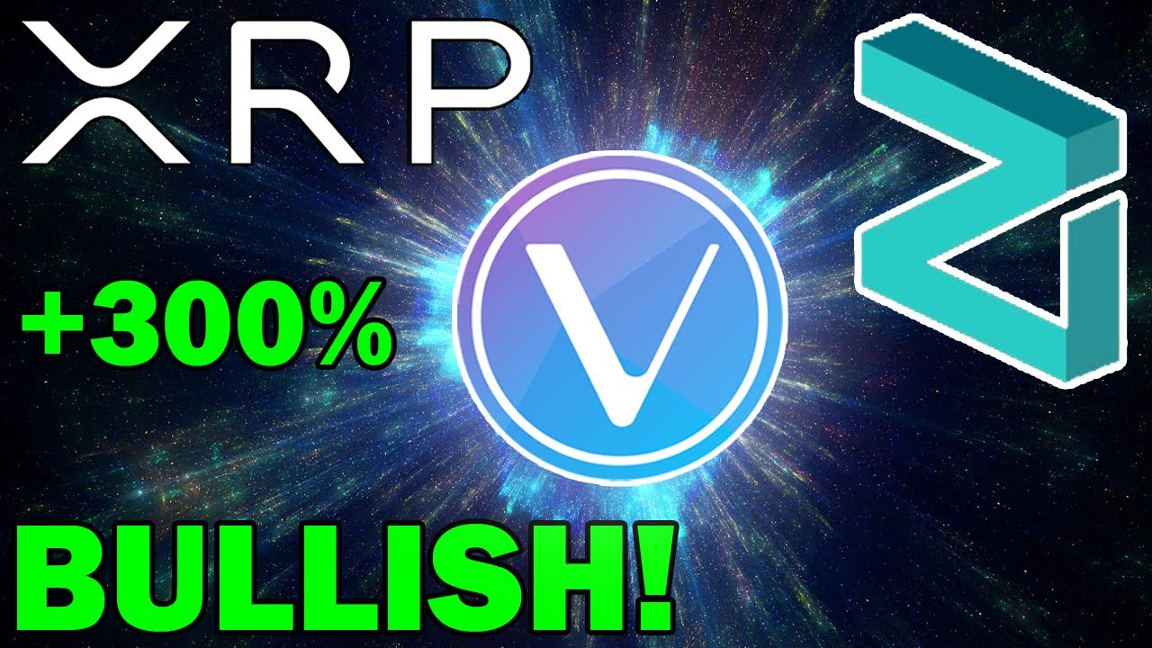 VeChain (VET) + Zilliqa (ZIL) and Ripple (XRP) Altcoin Bull Run! | Bullish Crypto News