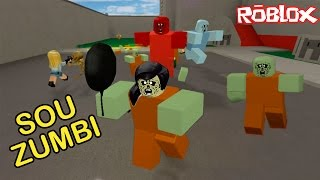 ROBLOX-VIRAMOS ZOMBIES (Zombie Rush) | Luluca Games