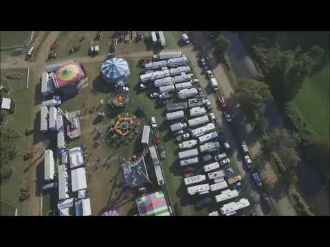 A little drone action at the Tunbridge Fair